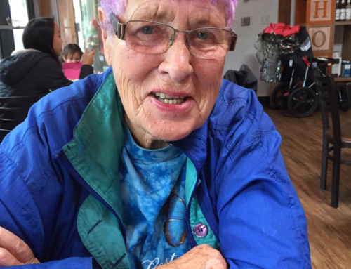 Neighbour Profile: Special Delivery – Beryl Wilson, Madam Editor